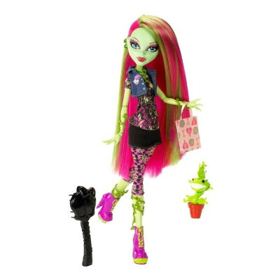 Хочу куклу монстр хай Венера Мухоловка