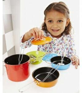 Набор игрушечной кухонной посуды