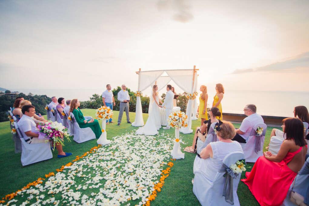 Побывать на свадьбе