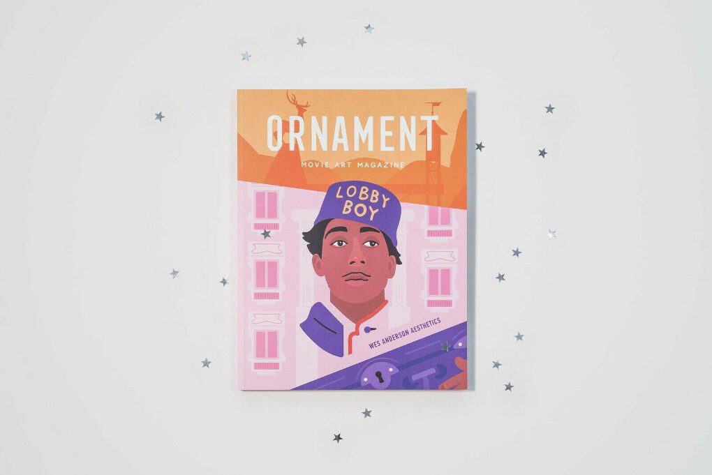 ORNAMENT / WES ANDERSON