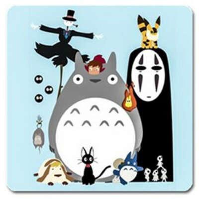 Totoro Refrigerator / Toolbox Picture Magnet Studio Ghibli cute gift