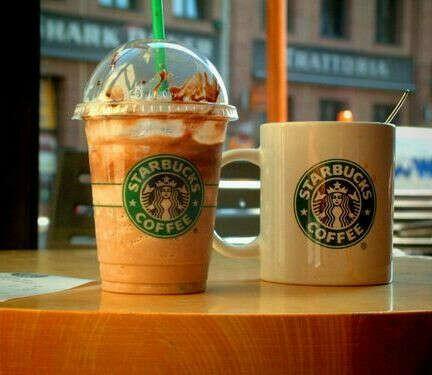 Попробовать Карамель Маккиато Starbucks