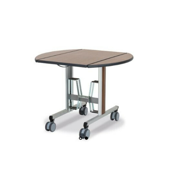 ROOM SERVICE TROLLEY//DOUBLE D TOP