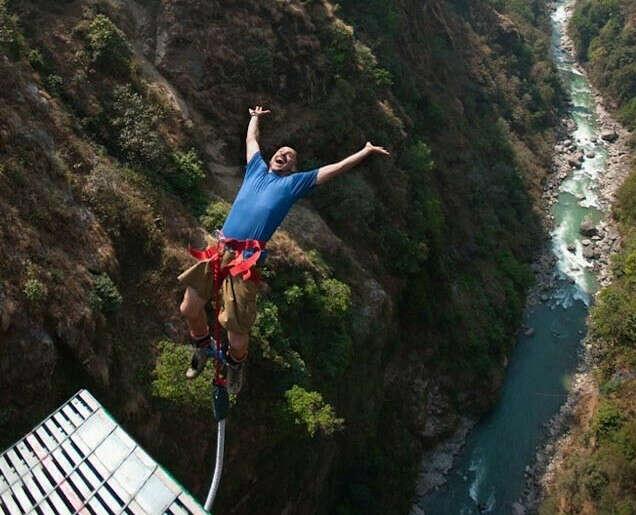 Bang jumping