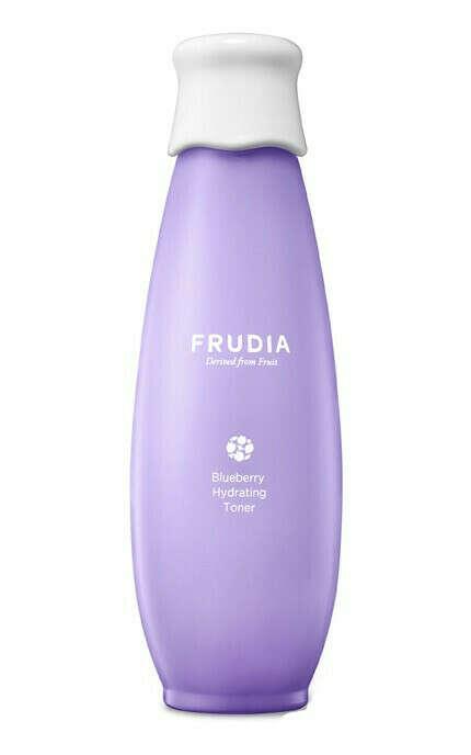 Тоник для лица Frudia увлажняющий с черникой