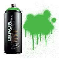 MONTANA BLACK аэрозольная краска для граффити 400 мл, зеленая долина #6045BLK - 5б