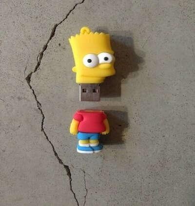Флэшка Барт