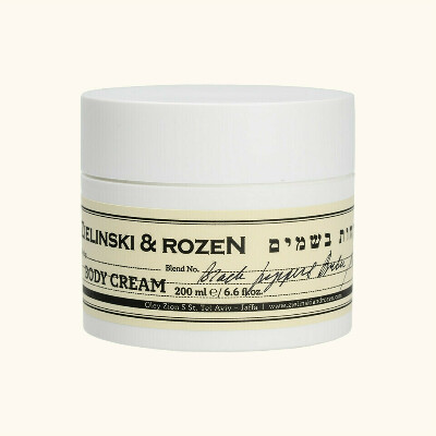 Крем для тела  Zielinski & Rozen Black pepper & Amber, Neroli