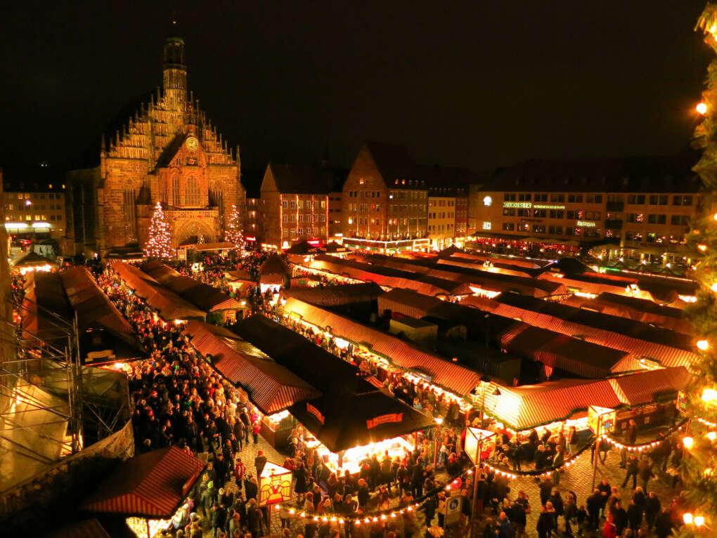 Nürnberg (Christkindlesmarkt)