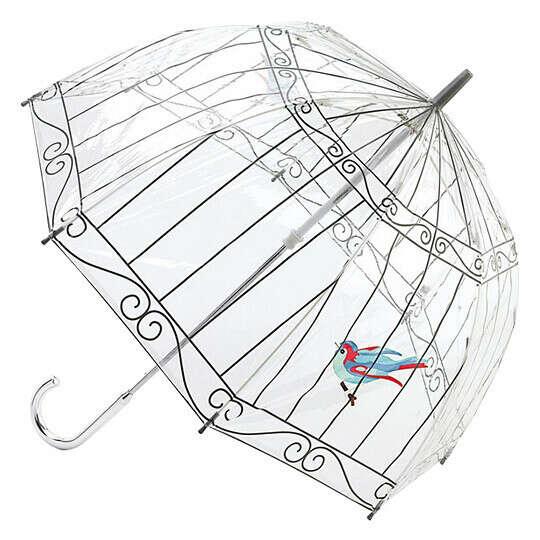 Зонт-трость Lulu Guinness Birdcage