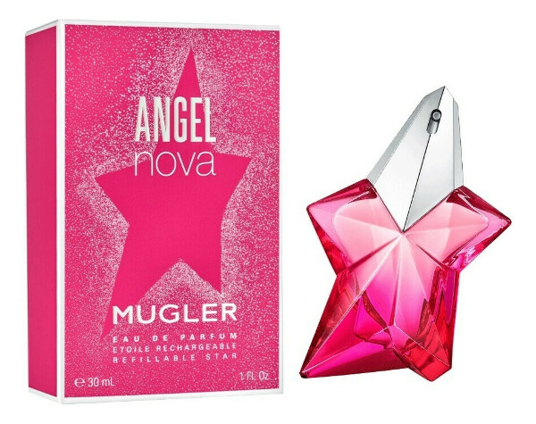 Парфюмерная вода Mugler Angel Nova