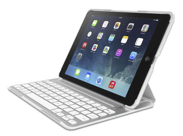 Belkin представила новую линейку клавиатур и чехлов для iPad Air 2 и iPad mini 3