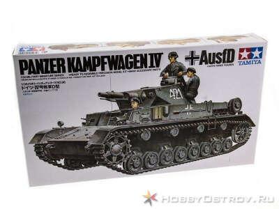 Pz.kpfw. IV Ausf.D Tamiya 35096 1/35
