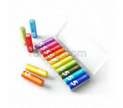 Батарейки Xiaomi Rainbow AA