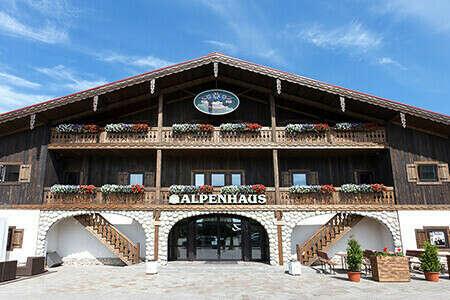 Сходить в Alpenhaus