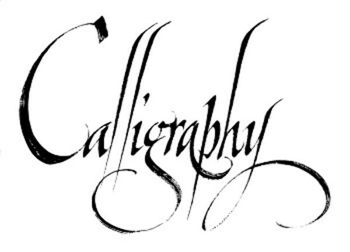 Пойти на курсы каллиграфии и типографики
