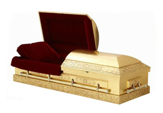 Модный гроб