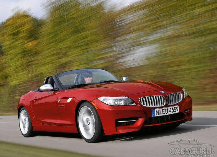 хочу BMW Z4