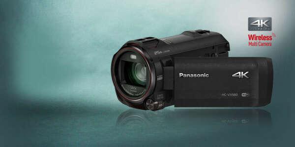 HC-VX980 Видеокамеры - Panasonic Россия