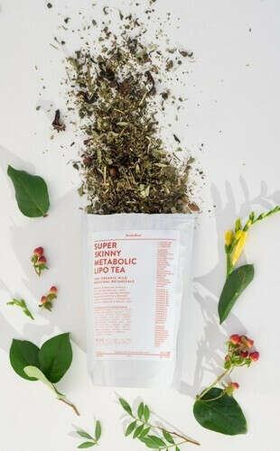 Липолитический дренажный чай для коррекции веса, тонуса и лёгкости в теле   | BEAUTYBUZZ.RU