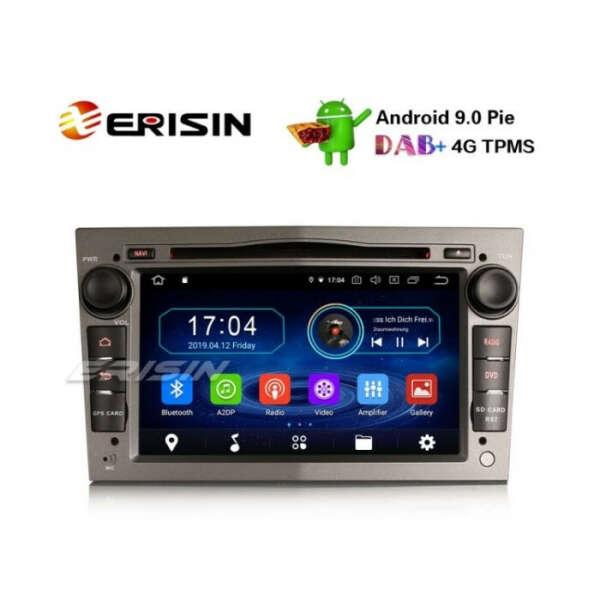 "ERISIN ES5960PG 7"" ANDROID 10.0 CAR STEREO FOR OPEL VAUXHALL VIVARO ASTRA CORSA ZAFIRA SIGNUM DAB+ 4G GPS BT CARPLAY+"