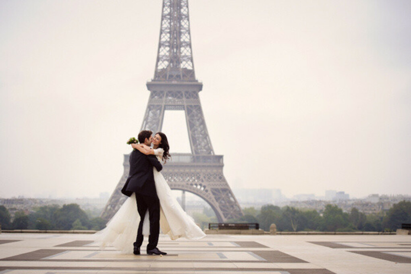 Фотоссесия в Париже