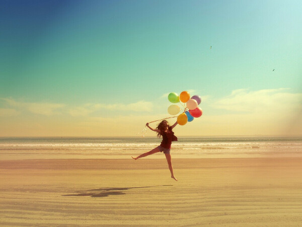 Быть счастливой