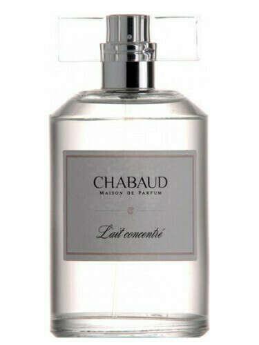 Lait Concentré Chabaud Maison de Parfum