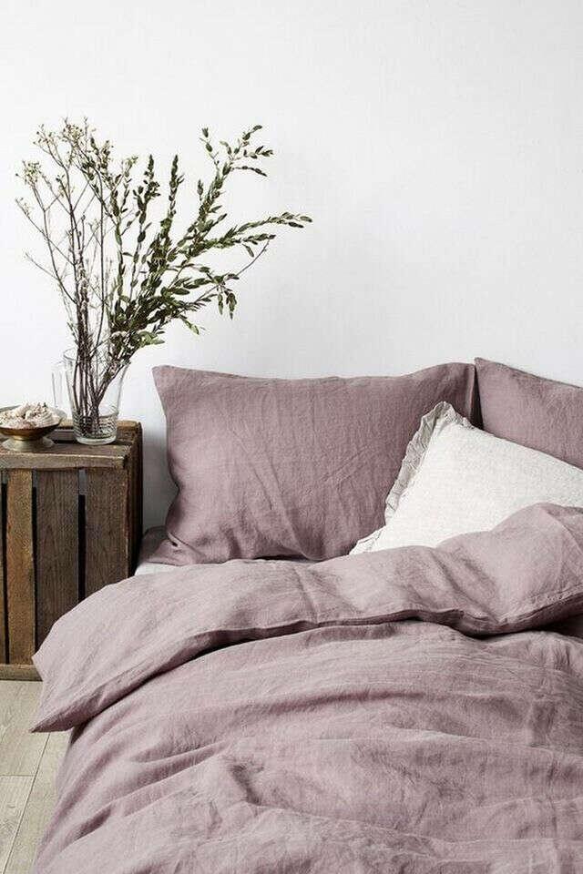 Красивое постельное белье (семейный комплект)