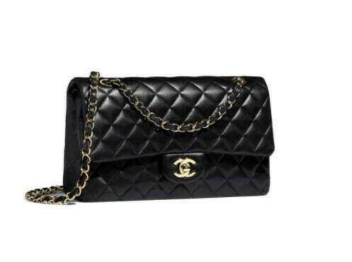 Сумка-конверт Chanel классическая