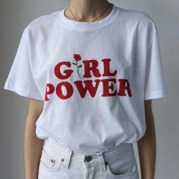 Girl Power Футболка