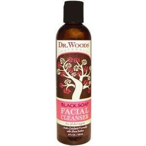 Dr. Woods, Очищающее средство для лица, черное мыло
