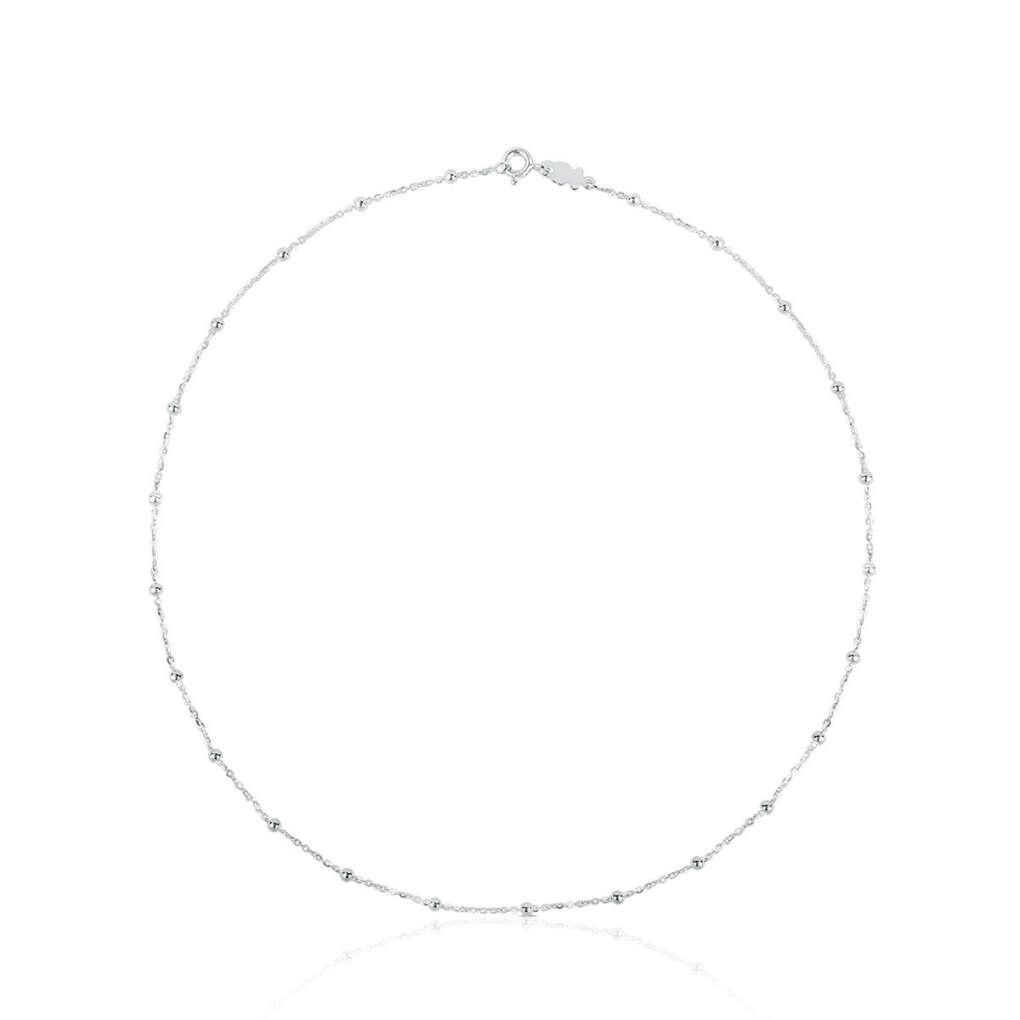 Ожерелье TOUS Chain, серебро
