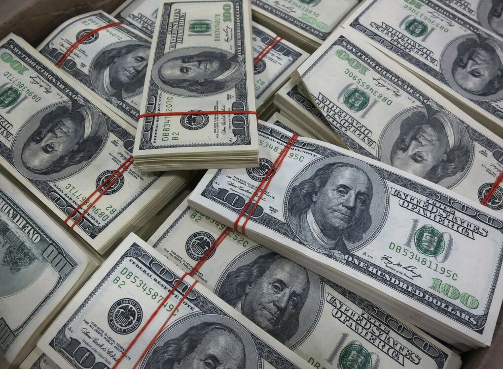 Хочу всегда иметь достаточное количество твердой и сильной денежной валюты, чтобы чувствовать себя комфортно