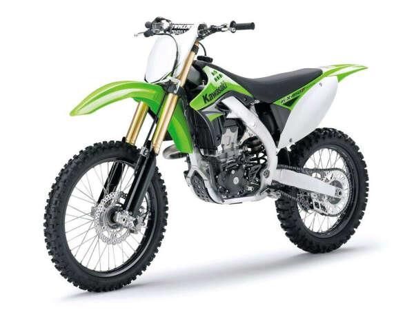 Мотоцикл кроссовый