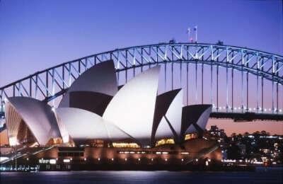 Посетить Сиднейский оперный театр