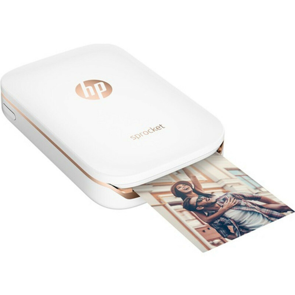 Мини-принтер HP Sprocket Photo Printer
