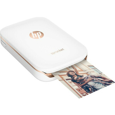 Мини-принтер HP Sprocket Photo Printer