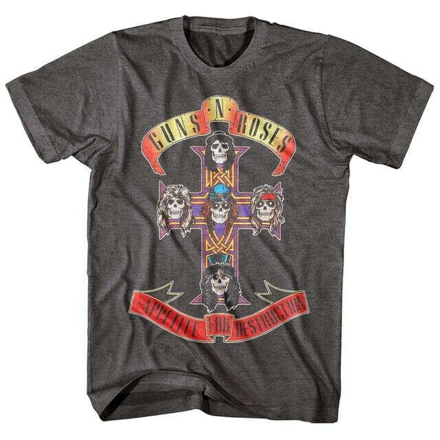 Футболка Guns'n'Roses (не из синтетики)