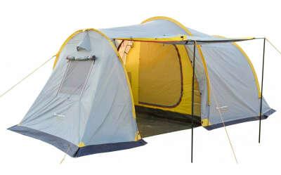 просторная палатка на семью из 3 чел