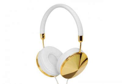 Наушники Frends 'Layla' Headphones Gold/ White