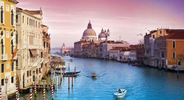 Хочу в Венецию