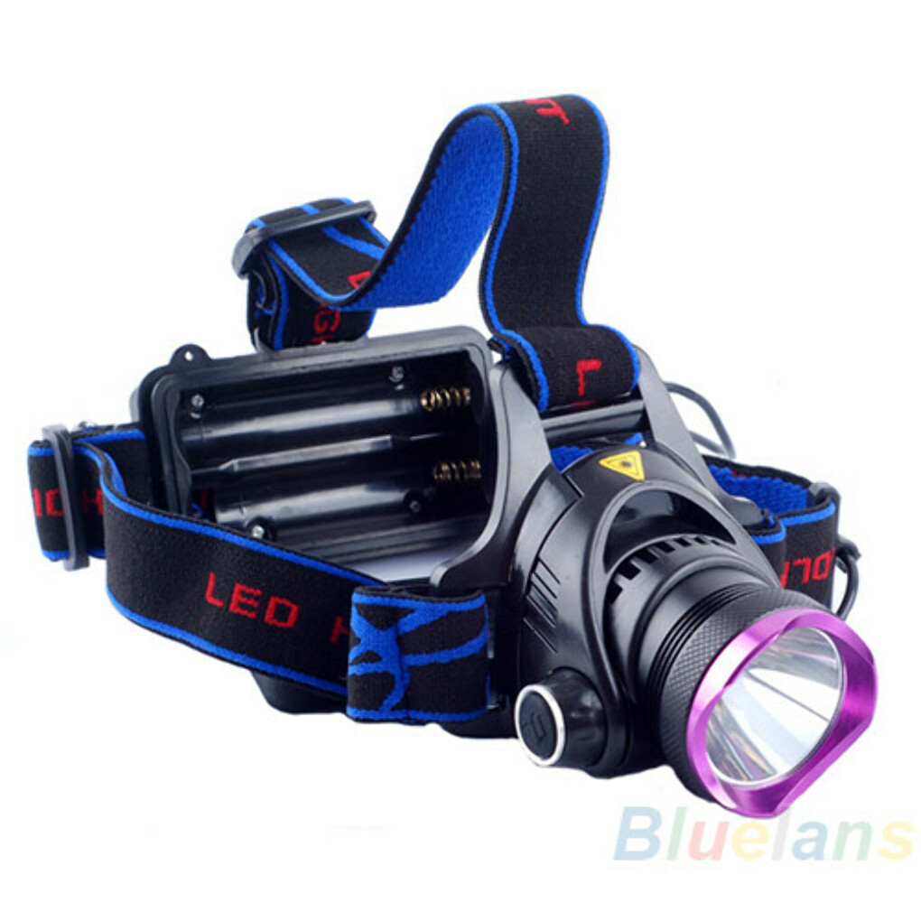 1800   2000 Lumens CREE XM L XML T6 LED Headlamp Headlight Flashlight Head Lamp Light 18650 + Car Charger for Hunting Camping-in Headlamps from Lights & Lighting on Aliexpress.com