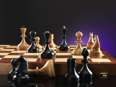 Шахматы Леве 20