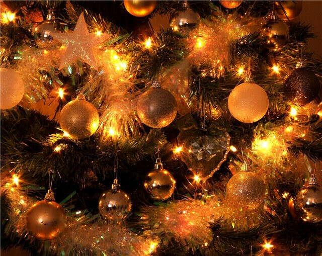 Хочу украшать новогоднюю ёлку с родными и близкими
