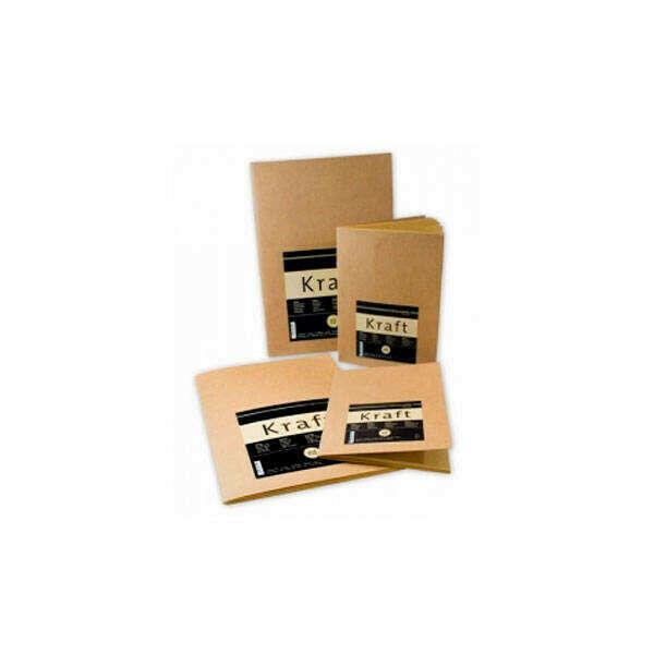 Блокноты для набросков А4 (любой цвет бумаги)