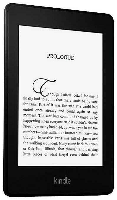Amazon Kindle Paperwhite 2013