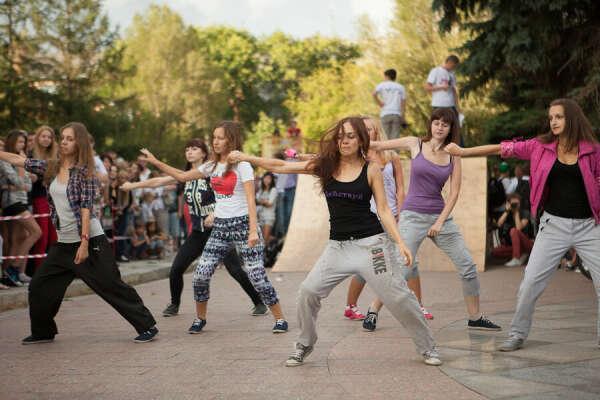 Своя школа танцев