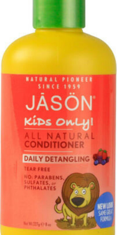 Jason Natural Products Kids Only Daily Detangling Conditioner