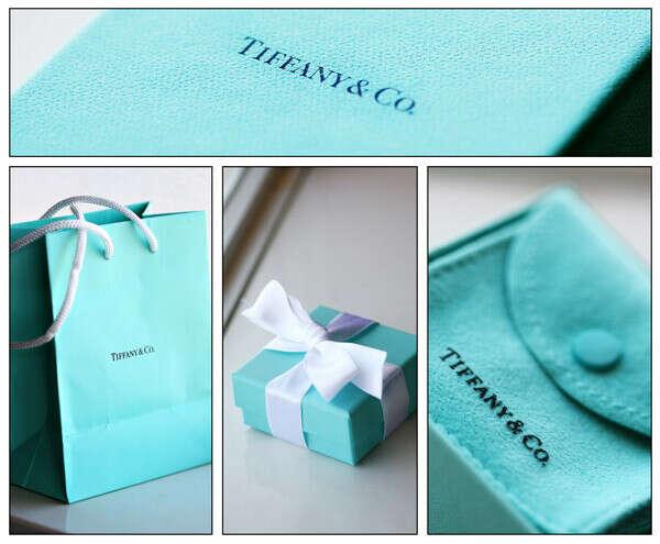 Получить в подарок украшение от Tiffany